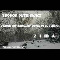 Ogród Botaniczny UMCS w Lublinie. Cz. I ZIMA